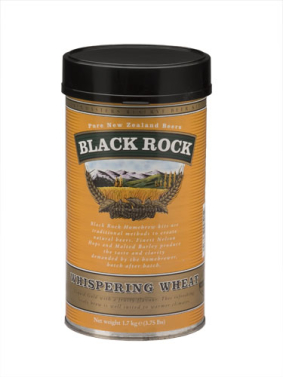 Black Rock Whispering Wheat Beerkit 1.7kg