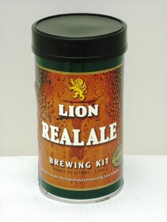Lion Real Ale 1.7kg
