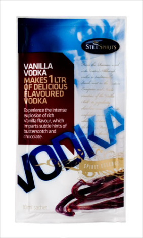 Still Spirits Vanilla Vodka 1L Sachet