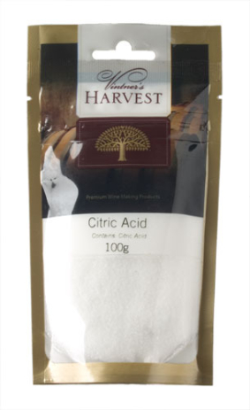 Vintner's Harvest Citric Acid 100g