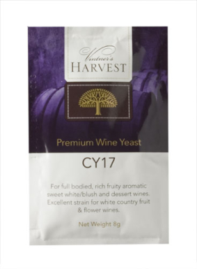Vintner's Harvest Yeast - CY17
