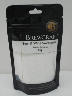 Beer & Wine Sweetener 60g