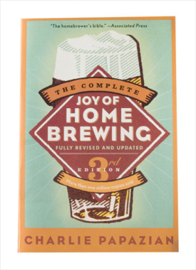 Book, Joy of Homebrewing - 3rd Ed - Main