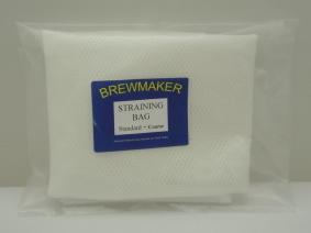 Filter Bags: Small, Standard Coarse