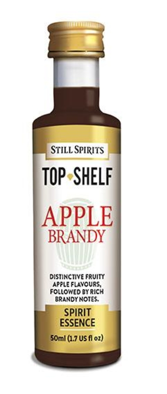 Top Shelf Apple Brandy