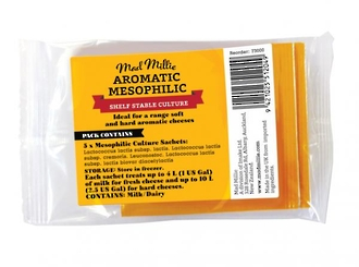 Mad Millie Aromatic Mesophillic Cultures