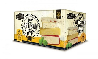 Mad Millie Artisan's Cheese Kit