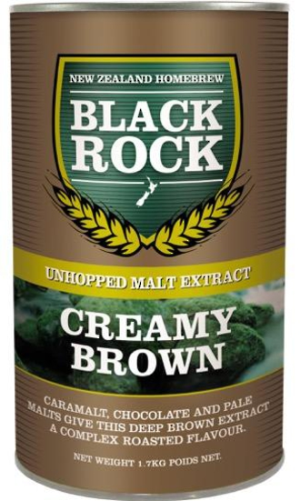 Black Rock Creamy Brown Malt 1.7kg