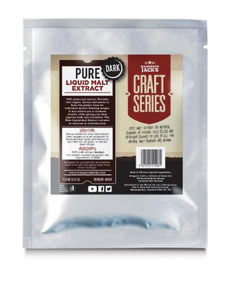 Pure Liquid Malt Extract - Dark - 1.5kg
