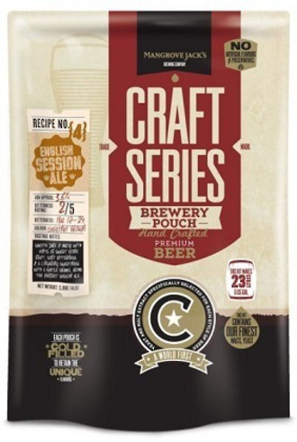 "Mangrove Jack's Craft Series ""English Session Ale"" 2.2kg"