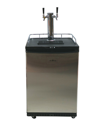 Mangrove Jack's Kegerator only (no kegs with this one)