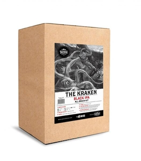 "Mangrove Jack's ""The Kraken"" Black IPA Kit"