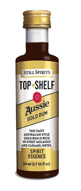 Top Shelf Aussie Gold Rum