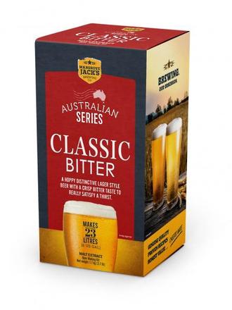 AU Brewers Series Bitter