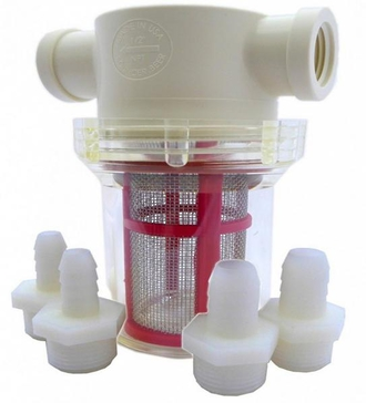 Mac Daddy Bouncer Inline Beer Filter