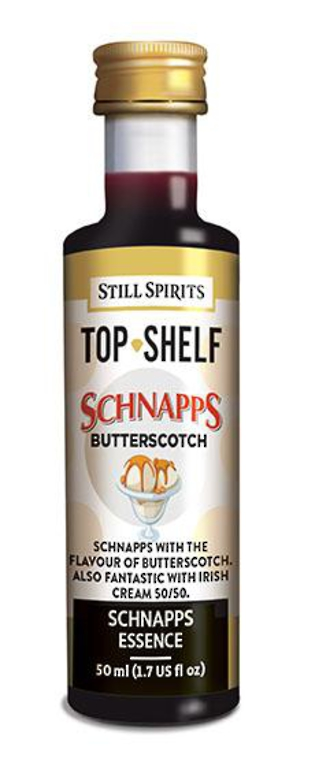 Top Shelf Butterscotch Schnapps