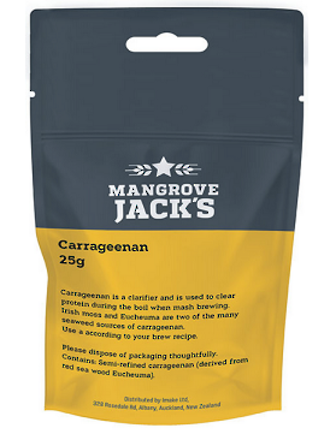 Mangrove Jacks Carrageenan 25g