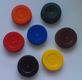 Plastic Flagon Caps 34mm