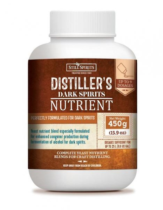 Distillers Nutrient Dark Spirits