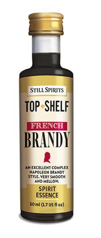 Top Shelf French Brandy
