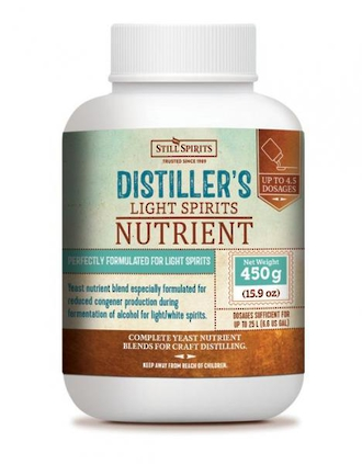 Distillers Nutrient Light Spirit