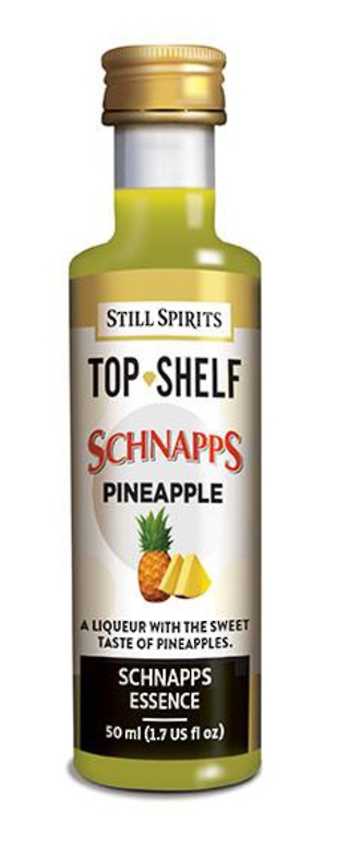 Top Shelf Pineapple Schnapps