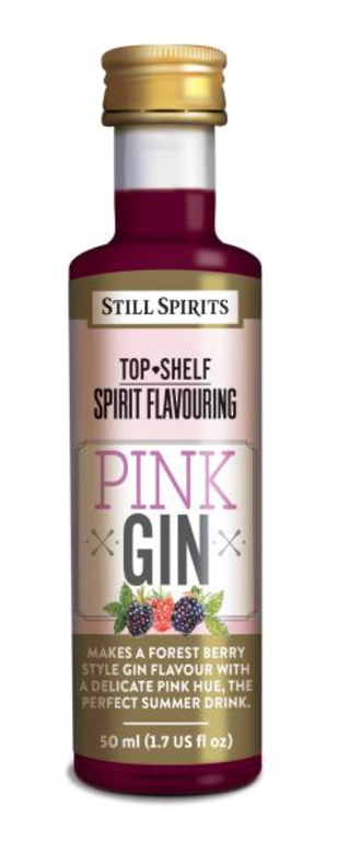 Top Shelf Pink Gin