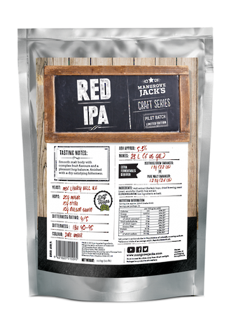 Mangrove Jack's Red IPA Limited Edition
