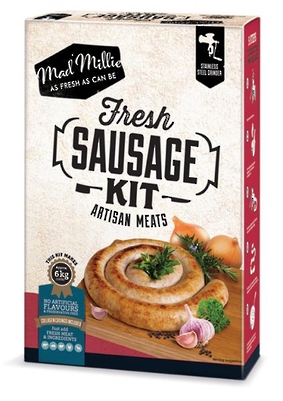 Mad Millie Fresh Sausage Kit