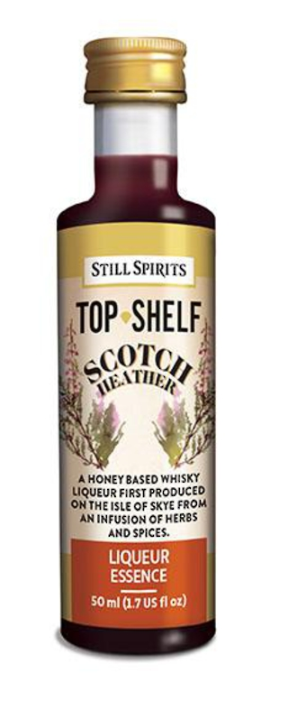 Top Shelf Scotch Heather