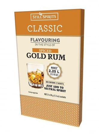 Classic TS Spiced Gold Rum