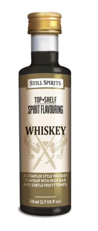 Top Shelf Whiskey