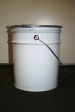 Unhopped Dark Malt, Metal Pail, 28kg