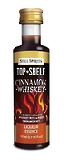 "Top Shelf ""Cinnamon Whisky"""