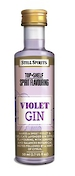 "Top Shelf "" Violet Gin"""