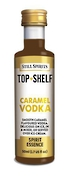 Top Shelf Caramel Vodka