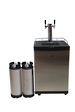 Mangrove Jack's Kegerator with two new Italian kegs