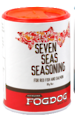 "Fogdog ""Seven Seas Seasoning"" 80 gram container"