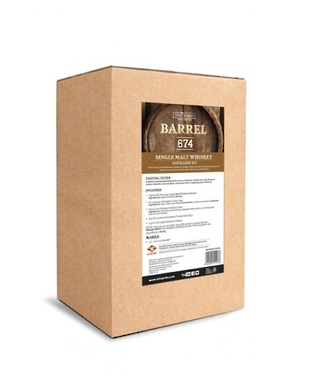 Single Malt Whisky Distillery Kit