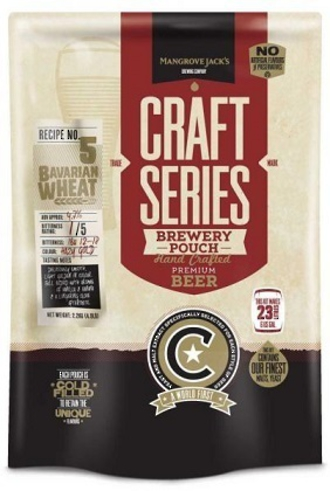 "Mangrove Jack's Craft Series ""Bavarian Wheat"" 2.2kg"