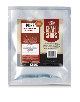 Pure Liquid Malt Extract - Amber- 1.5kg