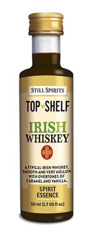 Top Shelf Irish Whiskey