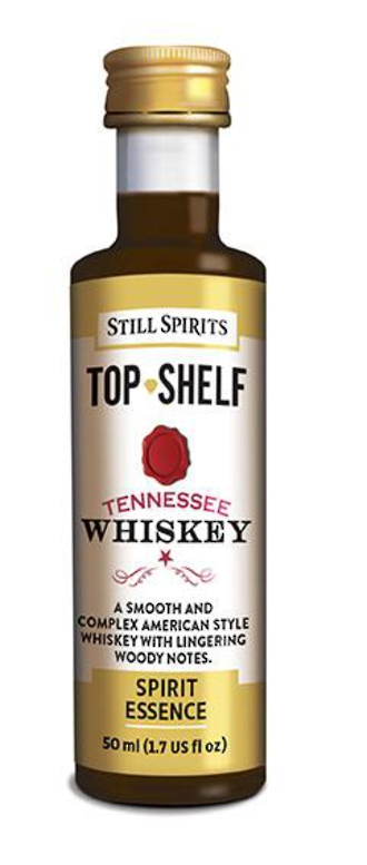 Top Shelf Tennessee Whiskey